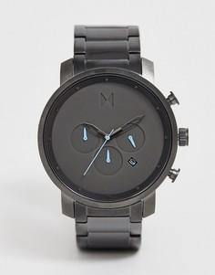 Темно-серые наручные часы MVMT - Chrono - Серый