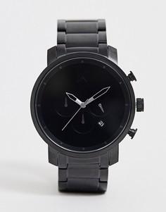 Черные наручные часы MVMT - Chrono - Черный