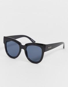 Черные солнцезащитные очки кошачий глаз ALDO - Черный