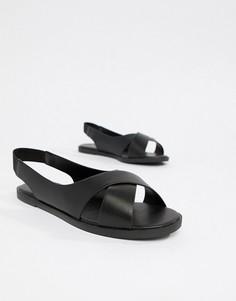Летние туфли на плоской подошве Aldo - Черный