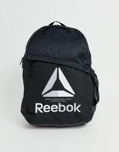Черный рюкзак Reebok training - Черный