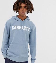 Худи в университетском стиле Carhartt - Синий