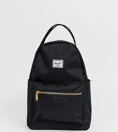 Черный рюкзак Herschel Supply Co Nova - Черный
