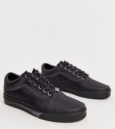Кроссовки Vans X Harry Potter Deathly Hallows Old Skool - Черный