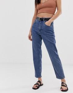 Джинсы в винтажном стиле Cheap Monday Donna - Синий