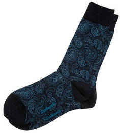 Носки Синие хлопковые носки Collonil