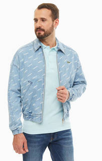 Куртка Джинсовая куртка на молнии Lacoste