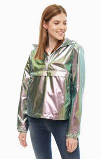 Куртка-анорак с капюшоном Tom Tailor Denim