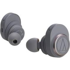Наушники Audio-Technica ATH-CKR7TW grey