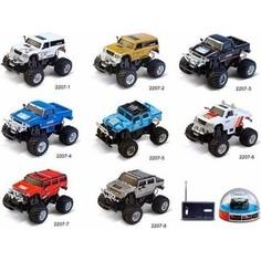 Радиоуправляемая машина Great Wall Toys Hummer масштаб 1:58