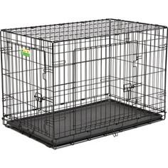 Клетка Midwest Contour 91x58x64h см 2 двери для собак
