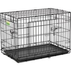 Клетка Midwest Contour 76x48x53h см 2 двери для собак