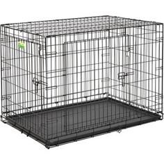 Клетка Midwest Contour 107x71x79h см 2 двери для собак