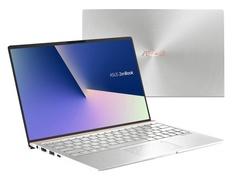 Ноутбук ASUS Zenbook UX333FN-A3105T 90NB0JW2-M03230 (Intel Core i5-8265U 1.6GHz/8192Mb/256Gb SSD/No ODD/nVidia GeForce MX150 2048Mb/Wi-Fi/Bluetooth/Cam/13.3/1920x1080/Windows 10 64-bit)
