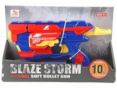 Игрушка Veld-Co Пистолет с мягкими пулями 75910