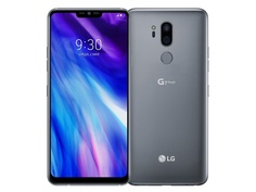 Сотовый телефон LG G7 ThinQ 64GB Platinum