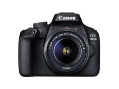 Фотоаппарат Canon EOS 4000D Kit EF-S 18-55 mm F/3.5-5.6 III Black