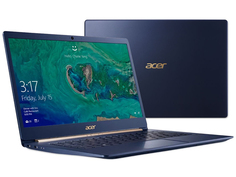 Ноутбук Acer Swift 5 SF514-53T-5352 NX.H7HER.006 (Intel Core i5-8265U 1.6 GHz/8192Mb/256Gb SSD/No ODD/Intel HD Graphics/Wi-Fi/Bluetooth/Cam/14.0/1920x1080/Touchscreen/Windows 10 64-bit)