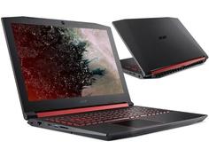 Ноутбук Acer Nitro 5 AN515-52-75YD NH.Q3XER.020 (Intel Core i7-8750H 2.2GHz/8192Mb/256Gb SSD/nVidia GeForce GTX 1060 6144Mb/Wi-Fi/Bluetooth/Cam/15.6/1920x1080/Windows 10 64-bit)