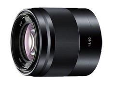 Объектив Sony SEL-50F18 50 mm F/1.8 OSS E for NEX Black