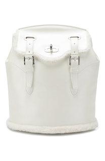 Кожаный рюкзак Ralph Lauren