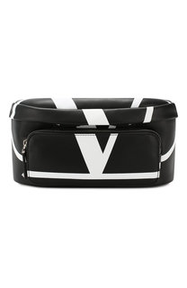 Кожаная поясная сумка Valentino Garavani Valentino