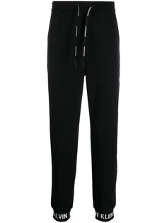 Calvin Klein Jeans спортивные брюки с логотипом