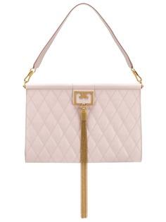 Givenchy объемная сумка на плечо Gem