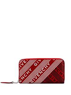 Givenchy кошелек с логотипом
