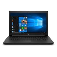 "Ноутбук HP 17-by0173ur, 17.3"", Intel Core i3 7020U 2.3ГГц, 4Гб, 500Гб, Intel HD Graphics 620, DVD-RW, Windows 10, 6PR60EA, черный"
