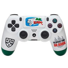 Аксессуар для игровой консоли PlayStation 4 Геймпад DualShock 4 КХЛ Ак Барс