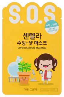 Маска для лица, 25 гр KOREA