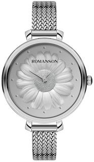 Женские часы в коллекции Giselle Женские часы Romanson RM9A23LLW(WH)