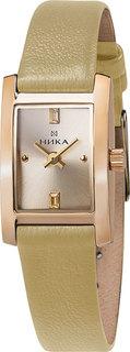 Золотые женские часы в коллекции Lady Женские часы Ника 0450.0.1.46A Nika