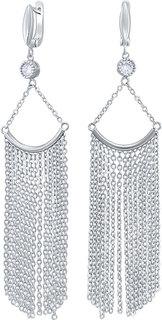 Серебряные серьги Серьги Silver Wings 02FYE9916-113