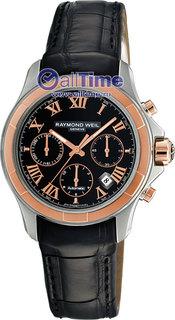 Швейцарские золотые мужские часы в коллекции Parsifal Мужские часы Raymond Weil 7260-SC5-00208
