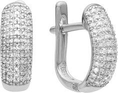 Золотые серьги Серьги Vesna jewelry 2067-251-01-00