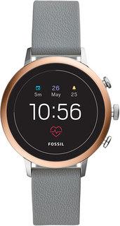 Женские часы в коллекции Q Venture HR Женские часы Fossil FTW6016