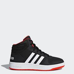 Баскетбольные кроссовки Hoops 2.0 Mid adidas Essentials
