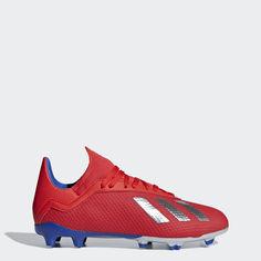 Футбольные бутсы X 18.3 FG adidas Performance