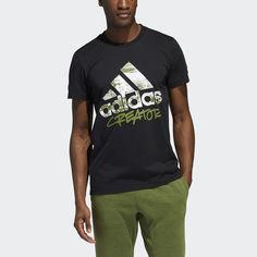 Футболка Not Same Logo adidas Performance