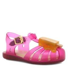 Сандалии MINI MELISSA 31704 фиолетово-розовый