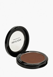 Тени для век Mikatvonk EYESHADOW (SINGLE) NO.214 MATT BROWN