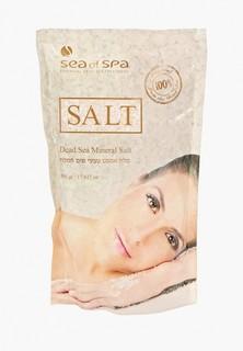 Соль для ванн Sea of Spa Мертвого моря Натуральная