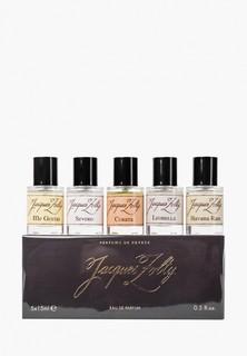 Набор парфюмерный Jacques Zolty Havana de Parfums Set 5*15 мл