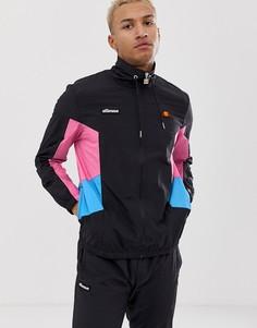 Черная спортивная куртка ellesse Vinales - Черный