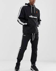 Черные спортивные штаны ellesse - Typhoon - Черный