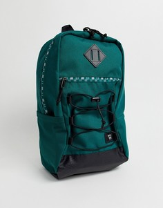 Зеленый рюкзак Vans X Harry Potter Slytherin Snag - Зеленый
