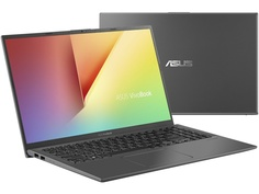Ноутбук ASUS VivoBook X512UA-BQ063T Grey 90NB0K83-M04090 (Intel Core i5-8250U 1.6 GHz/8192Mb/256Gb SSD/Intel HD Graphics/Wi-Fi/Bluetooth/Cam/15.6/1920x1080/Windows 10 Home 64-bit)