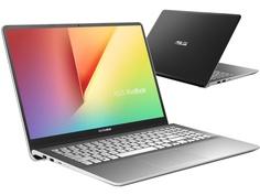 Ноутбук ASUS VivoBook S530FN-BQ373T 90NB0K47-M06020 (Intel Core i7-8565U 1.8GHz/12288Mb/1000Gb + 256Gb SSD/nVidia GeForce MX150 2048Mb/Wi-Fi/Bluetooth/Cam/15.6/1920x1080/Windows 10 64-bit)